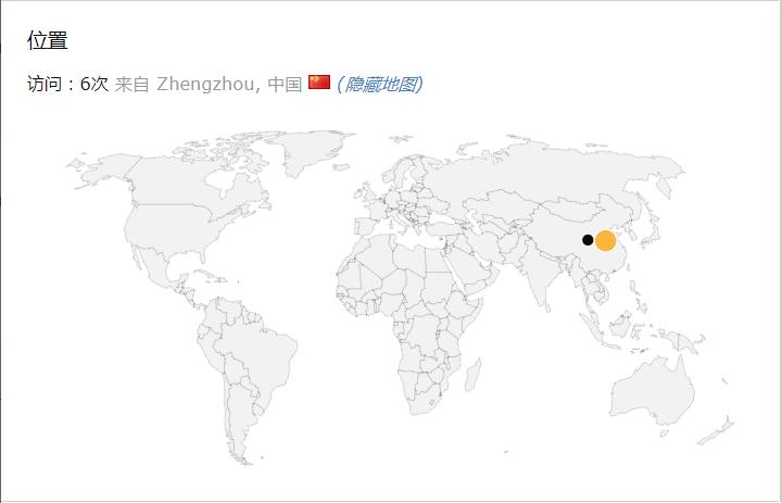 用户画像-地理位置